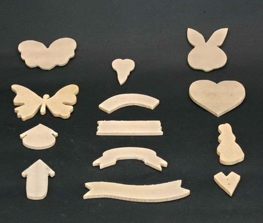 Figuras de madera para pintar imagui - Madera para pintar ...